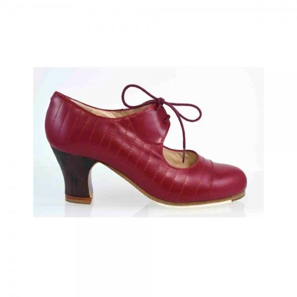 Zapato de flamenco. Modelo Guatine