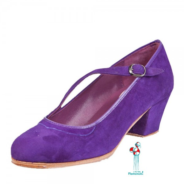 Zapato de flamenco profesional 346