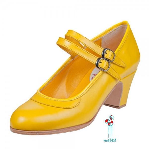 Zapato de flamenco profesional 351