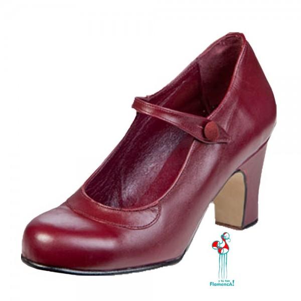 Zapato de flamenco profesional 380
