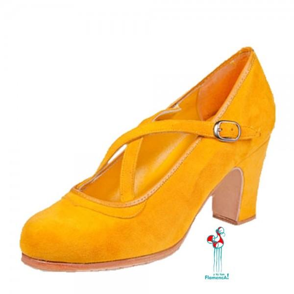 Zapato de flamenco profesional 410