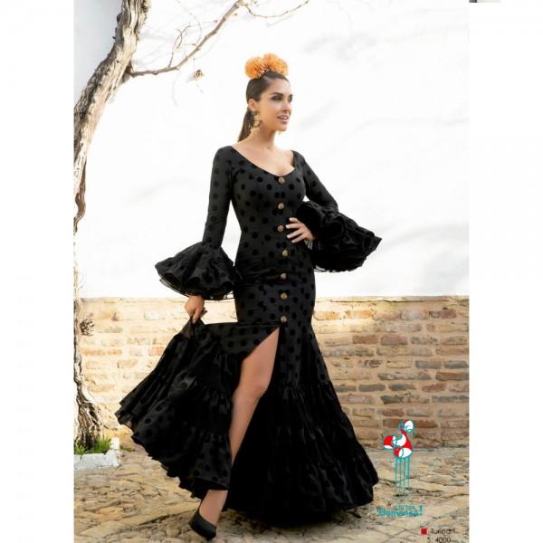 Traje de flamenca Turina