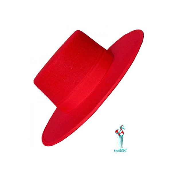 Sombrero cordobés fieltro